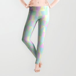 SWEET PIE PASTEL PATTERN Leggings