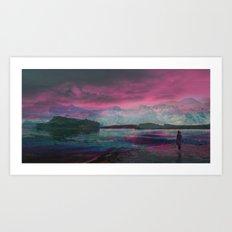 Atmosphere's Playground Art Print