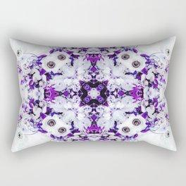 Anemone Fusion Two Rectangular Pillow