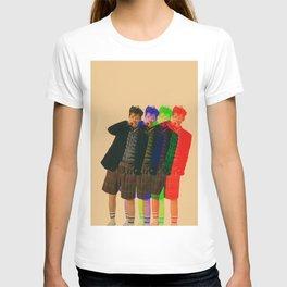 3D Chanyeol T-shirt