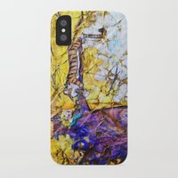 calvin and hobbes iPhone & iPod Cases featuring Calvin and Hobbes by Shannon Valentine