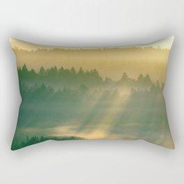 Renaissance Morning Rectangular Pillow