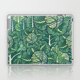 dreaming cabbages Laptop & iPad Skin