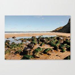 Cayton Bay Canvas Print