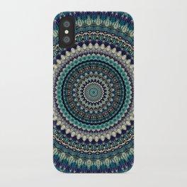 MANDALA DCXXXV iPhone Case