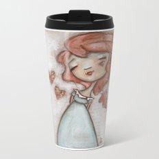 Annie - Raggedy Ann Metal Travel Mug