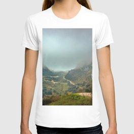 Peaks of Europe T-shirt