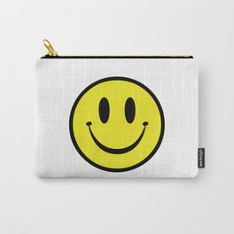 Rave Smile Carry-All Pouch