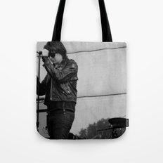 Julian Casablancas - The Strokes at Bonnaroo 2011 Tote Bag
