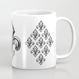 Royal - fleur de lys Coffee Mug