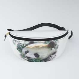 Panda - Spirit Animal Fanny Pack