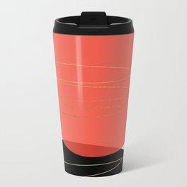 Modern minimal forms 2 Travel Mug