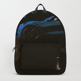 American Sports Car / Supercar (Mid-Engined) Backpack