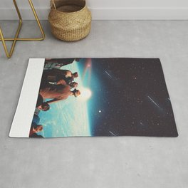 We Have Been Promised Eternity Rug