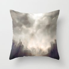 Every day is a new day Throw Pillow