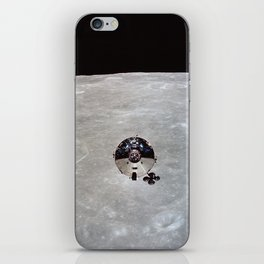 Apollo 10 - Far Side Of The Moon iPhone Skin