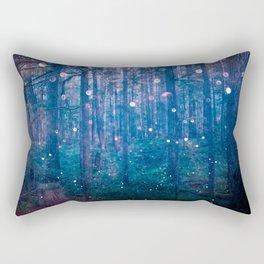 Fairy Lights Rectangular Pillow
