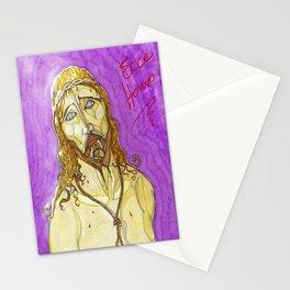 Ecce Homo ! Stationery Cards