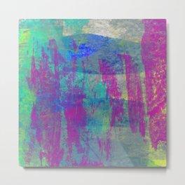 Abstract No. 472 Metal Print