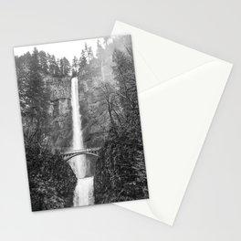 MULTNOMAH FALLS / Oregon Stationery Cards