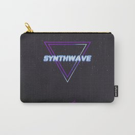 Synthwave Aesthetic Carry-All Pouch