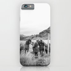 Icelandic Horses iPhone 6s Slim Case