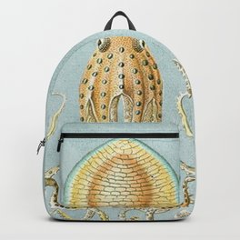 OCTOPUS PASTEL WATERCOLOR Backpack