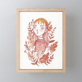 Oh, Honey... Framed Mini Art Print