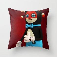 Pattryck van Tryck Throw Pillow
