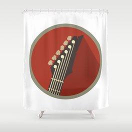 Brutal Shower Curtain
