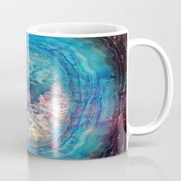 Abalone Geode Coffee Mug