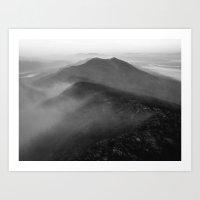 Bigelow Range Sunrise Art Print