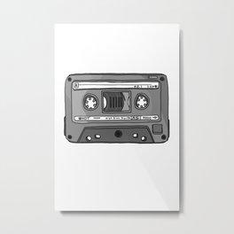 Jx3 Music Series - FIVE Metal Print