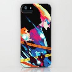 Phantom Detective iPhone (5, 5s) Slim Case