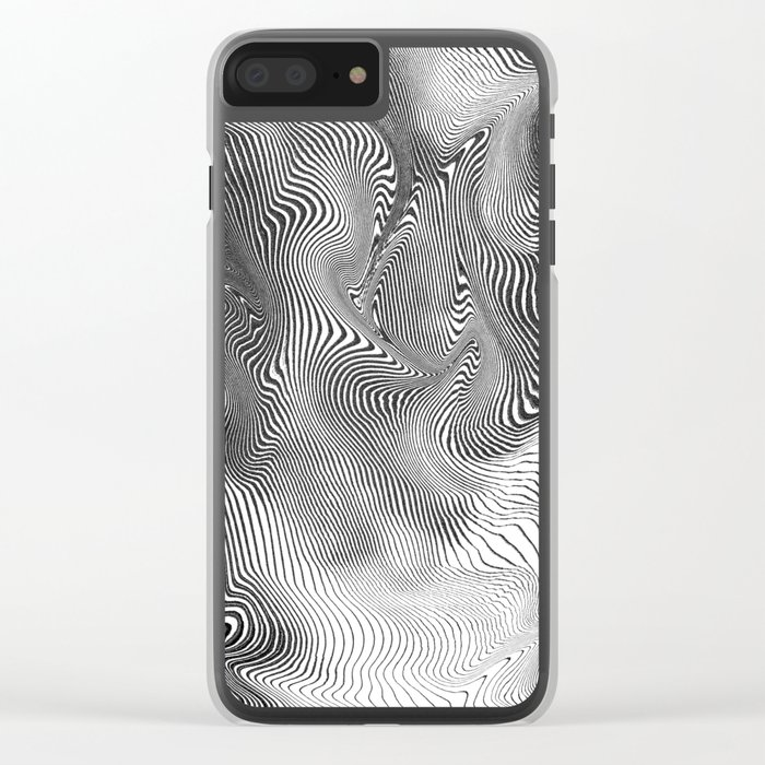 Those eyes Clear iPhone Case