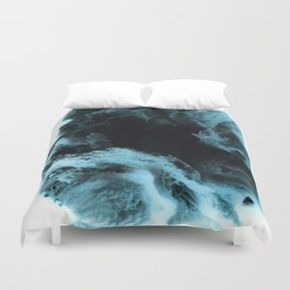 Coral 1 Duvet Cover