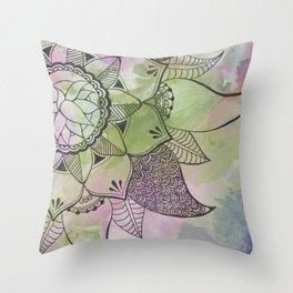 Mandala#22 Throw Pillow