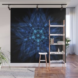 Star Rebirth Mandala Wall Mural