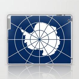 Flag of Antarctica Laptop & iPad Skin