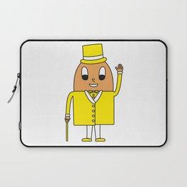 Egg Billionaire Laptop Sleeve