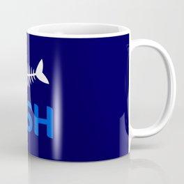 I heart Fish Coffee Mug