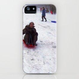 Wheeee! iPhone Case