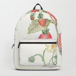 Fragaria x Ananassa Backpack