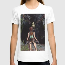 Tomb Raider - The Lost Valley T-shirt