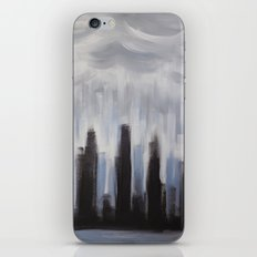 GLOOMY CITY iPhone & iPod Skin