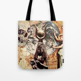 History of Religious Ideas Tote Bag
