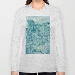 Abstract No. 144 Long Sleeve T-shirt
