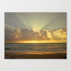 Miami Dreamin Canvas Print