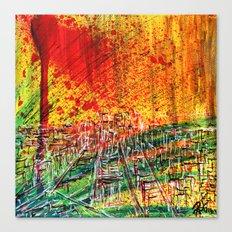 Take city Canvas Print