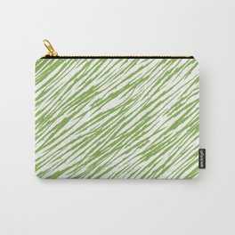 Scratch Greenery - Pantone 2017 Color of the Year Carry-All Pouch